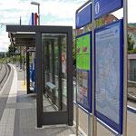 Schweizer-Eisenbahnen - Bahnhof Sihlau