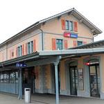 Schweizer-Eisenbahnen Bahnhof Arbon