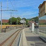 Schweizer-Eisenbahnen - Bahnhof Deisswil