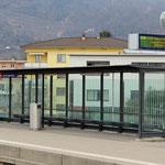 Schweizer-Eisenbahnen Bahnhof Lamone-Cadempino