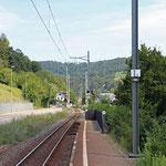 Schweizer-Eisenbahnen - Bahnhof Hölstein Weidbächli
