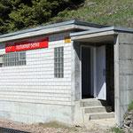 Schweizer-Eisenbahnen Bahnhof Tschamut-Selva