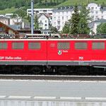 Schweizer-Eisenbahnen - Ge 6/6 II * 701