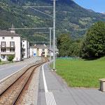 Schweizer-Eisenbahnen Bahnhof Li Court