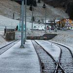 Schweizer-Eisenbahnen Bahnhof Wasserauen