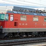Schweizer-Eisenbahnen - Re 420 * 121