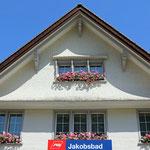 Schweizer-Eisenbahnen - Bahnhof Jakobsbad
