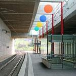 Schweizer-Eisenbahnen - Bahnhof Tägerwilen Dorf