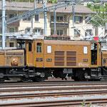 Schweizer-Eisenbahnen - Ge 6/6 I * 414