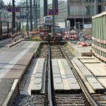 Schweizer-Eisenbahnen - Bahnhof Dietikon