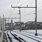 Schweizer-Eisenbahnen - Bahnhof Kempten
