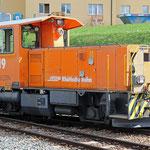 Schweizer-Eisenbahnen - Tm 2/2 * 119