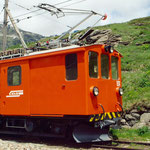 Schweizer-Eisenbahnen - De 2/2 * 151