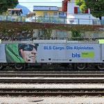 Schweizer-Eisenbahnen - Re 486 / 504