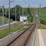 Schweizer-Eisenbahnen - Bahnhof Bronschhofen AMP
