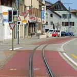 Schweizer-Eisenbahnen Bahnhof Oberdorf BL