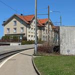 Schweizer-Eisenbahnen - Bahnhof Gfeld