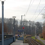 Schweizer-Eisenbahnen - Bahnhof Arbon Seemoosriet