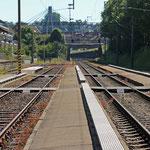 Schweizer-Eisenbahnen - Bahnhof Winterthur Töss