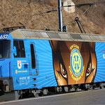 Schweizer-Eisenbahnen - Ge 4/4 III * 652