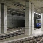Schweizer-Eisenbahnen Bahnhof Locarno