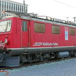 Schweizer-Eisenbahnen - Ge 4/4 I / 602