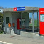 Schweizer- Eisenbahnen Bahnhof Schwarzer Bären
