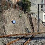 Schweizer-Eisenbahnen - Bahnhof Ponte Tresa