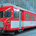 Schweizer-Eisenbahnen - ABt * 4181