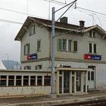 Schweizer-Eisenbahnen - Bahnhof Winterthur Grüze