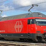 Schweizer-Eisenbahnen - Re 460 * 012