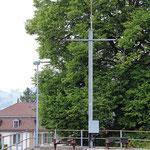 Schweizer-Eisenbahnen Bahnhof Trogen