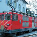 Schweizer-Eisenbahnen - Deh 4/4 II * 93