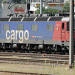 Schweizer-Eisenbahnen - Re 620 * 087