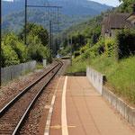 Schweizer-Eisenbahnen Bahnhof Hölstein Süd