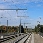 Schweizer-Eisenbahnen Bahnhof Lengwil
