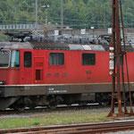 Schweizer-Eisenbahnen - Re 430 / 366