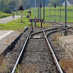 Schweizer-Eisenbahnen Bahnhof Thalheim-Altikon