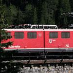 Schweizer-Eisenbahnen - Ge 6/6 II * 702