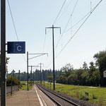 Schweizer-Eisenbahnen Bahnhof Reutlingen