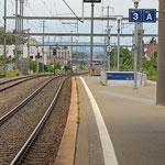 Schweizer-Eisenbahnen - Bahnhof Dübendorf