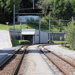 Schweizer-Eisenbahnen Bahnhof Miralago