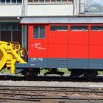 Schweizer-Eisenbahnen - X * 4908