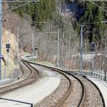 Schweizer-Eisenbahnen Bahnhof St. Peter-Molinis