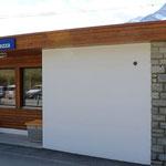 Schweizer-Eisenbahnen - Bahnhof Bernina Diavolezza