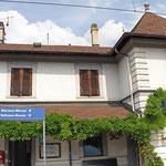 Bilder Bahnhof Lana-Burgstall (Aufnahme vom Mai 2014)