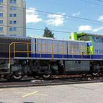 Schweizer-Eisenbahnen - Am 843 / 503