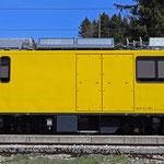 Schweizer-Eisenbahnen - Gem 2/2 * 451