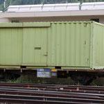 Schweizer-Eisenbahnen RhB Güterwagen P - 10172