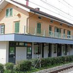 Schweizer-Eisenbahnen - Bahnhof Flawil
